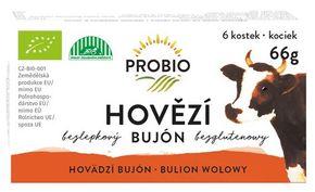 Probio Bujón kostky hovězí 6 kostek