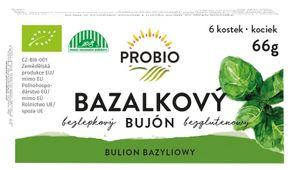 Probio Bujón kostky bazalka 6 kostek