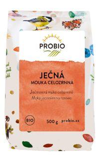 Probio Mouka ječná celozrnná jemně mletá 1000 g
