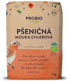 Probio Mouka pšeničná chlebová BIO pšeničná 1000 g