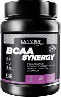 Prom-IN BCAA Synergy malina 550 g