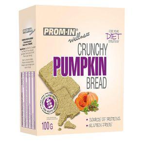 Prom-IN Bezlepkový dýňový chléb