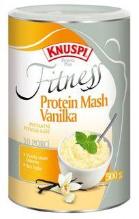 Knuspi Fitness protein Mash vanilka 500 g