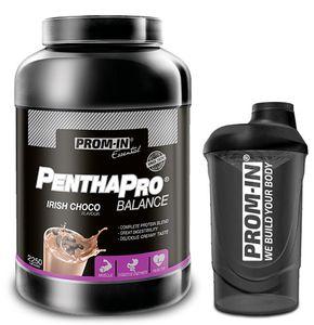 Prom-IN Pentha Pro Balance čokoláda/kokos 2250 g