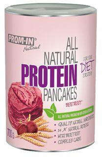 Prom-IN Proteinové palačinky červená řepa 700 g
