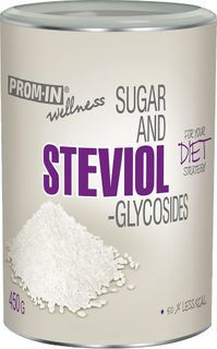 Prom-IN Sladidlo cukr a steviol-glykosidy