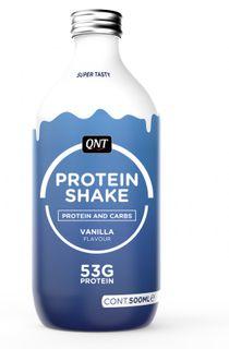 QNT Protein Shake vanilka 500 ml