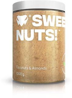 R3ptile Sweet Nuts! kokos/mandle/med 1000 g - Zkrácená trvanlivost