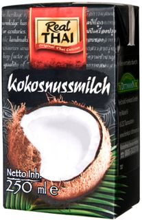 Real THAI Coconut milk 250 ml
