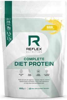 Reflex Nutrition Complete Diet Protein banán 600 g