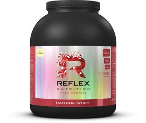 Reflex Nutrition Natural Whey čokoláda 2270 g
