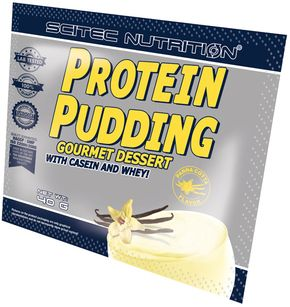 SciTec Nutrition Protein Pudding panna cotta 40 g