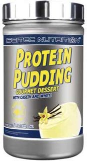 SciTec Nutrition Protein Pudding panna cotta 400 g