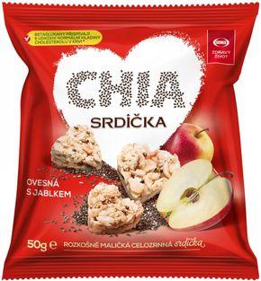 Semix Chia srdíčka