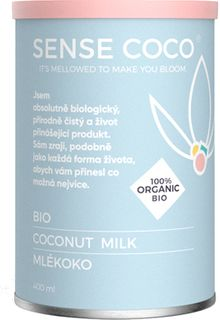 Sense Coco Kokosové mléko BIO