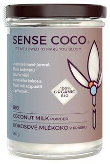 Sense Coco Kokosové mléko v prášku 250 g