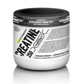 SizeAndSymmetry Nutrition Creatine Creapure