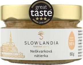 Slowlandia Neškvarková pomazánka
