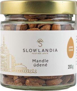 Slowlandia Uzené mandle