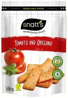 Snatt's Mediterranean Snack
