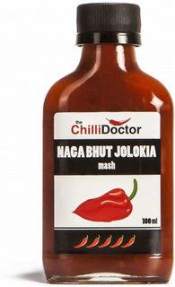 The ChilliDoctor Naga Bhut Jolokia Mash 100 ml