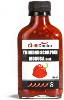 The ChilliDoctor Trinidad Scorpion Moruga Mash