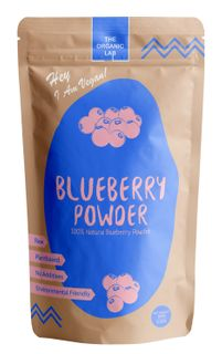 The Organic Lab Blueberry Powder 100 g