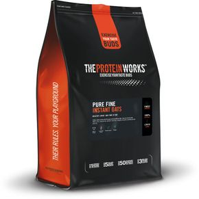 TPW Pure Fine Oats bez příchutě 1000 g