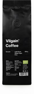 Vilgain Coffee Single Origin mletá BIO