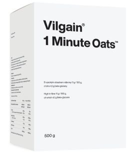 Vilgain 1 Minute Oats