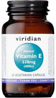Viridian Vitamin E 330mg