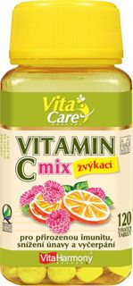 VitaHarmony Vitamin C MIX 120 tablet