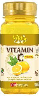 VitaHarmony Vitamin C s postupným uvolňováním 60 kapslí