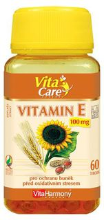 VitaHarmony Vitamin E 60 kapslí