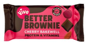 Vive Better Brownies třešeň 35 g