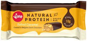 Vive Protein Snack Bar slaný karamel 49 g