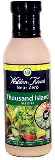 Walden Farms NearZero Dressing Thousand Island 355 ml