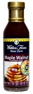 Walden Farms NearZero Sweet Syrup javorový sirup/vlašský ořech 355 ml