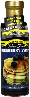 Walden Farms NearZero Sweet Syrup borůvka 355 ml