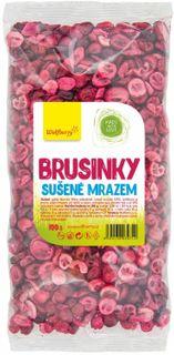 Wolfberry Brusinky sušené mrazem