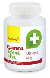 Wolfberry Guarana+Zelená káva