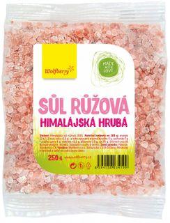 Wolfberry Himalájská sůl růžová