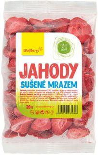Wolfberry Jahody sušené mrazem