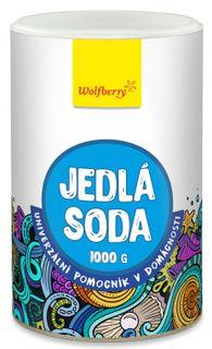 Wolfberry Jedlá soda 1000 g (dóza)