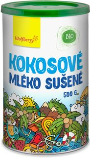 Wolfberry Kokosové mléko sušené BIO 500 g