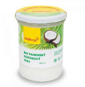 Wolfberry Panenský kokosový olej BIO 400 ml