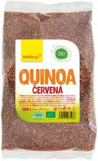 Wolfberry Quinoa červená BIO