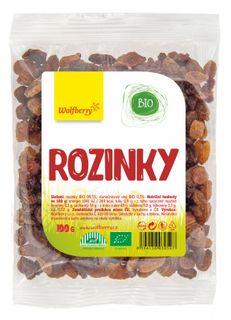 Wolfberry Rozinky BIO