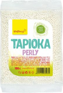 Wolfberry Tapioka perly