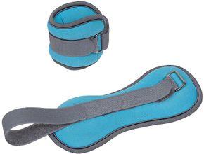 Yate Závaží na zápěstí modrá 0,5 kg